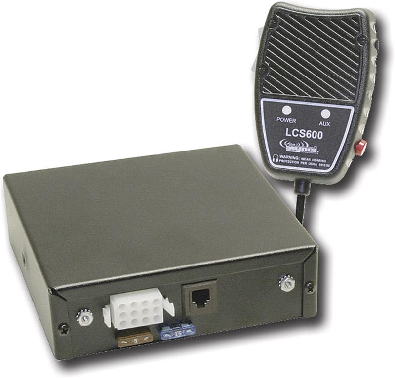 star model lcs600 siren, pa air horn aux security mic, 100 watt 4 pin cobra mic wiring pa mic wiring #25