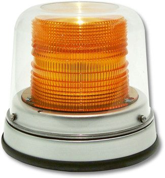 Amber warning lights from Star Lighting Products